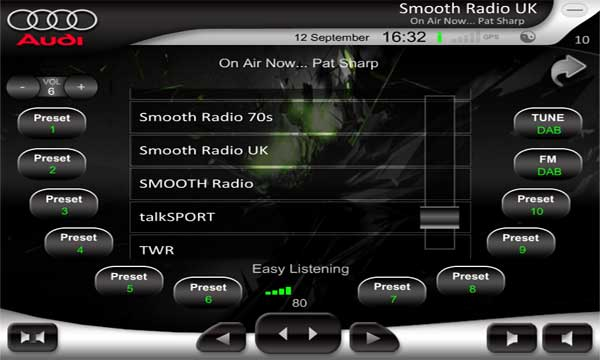 FreeICE DAB Radio plugin