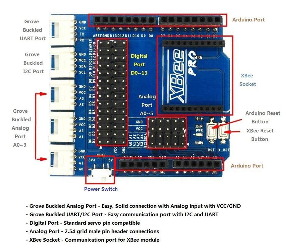Ds18b20 Digital Thermometer Brick Australia Monkeyboard Electronic Circuit Schematic