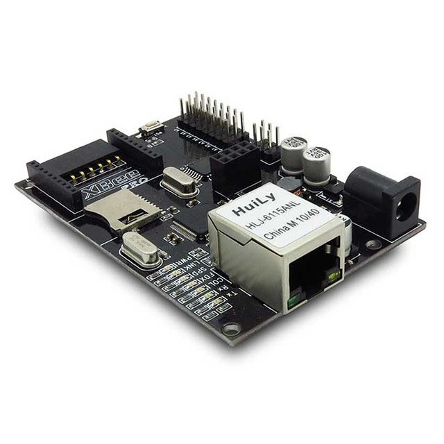 IBoard - Arduino with Ethernet built-in - Click Image to Close