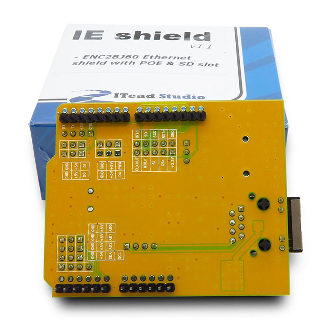 Arduino ENC28J60 Ethernet Shield Australia - Monkeyboard