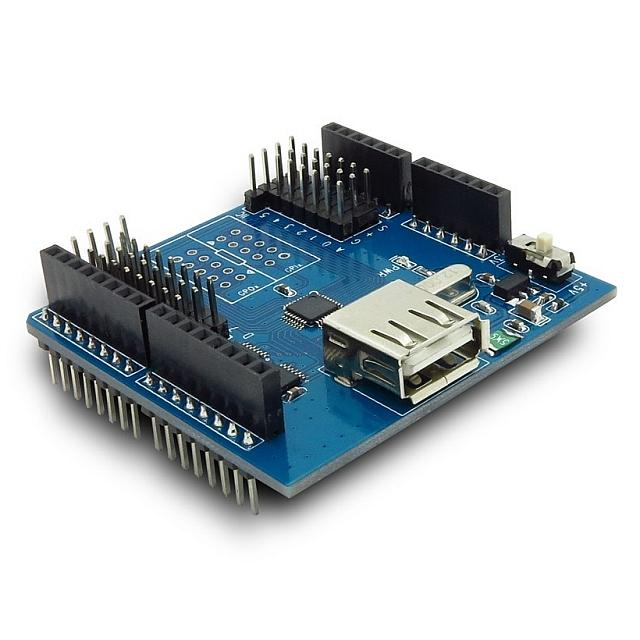ITEAD Arduino USB Host Shield Australia - Monkeyboard