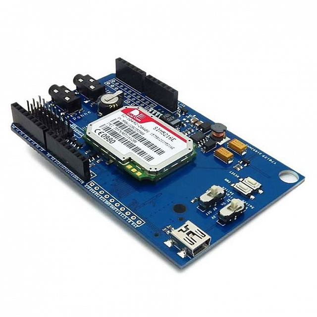Arduino 3G Shield SIM5216A Telstra - Click Image to Close